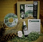 Cedar Bath Relaxation Kit